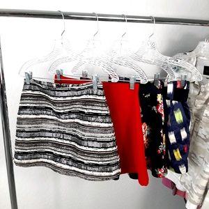 4/25 Lush Zara BCBG Generation Mini Skirt S 4